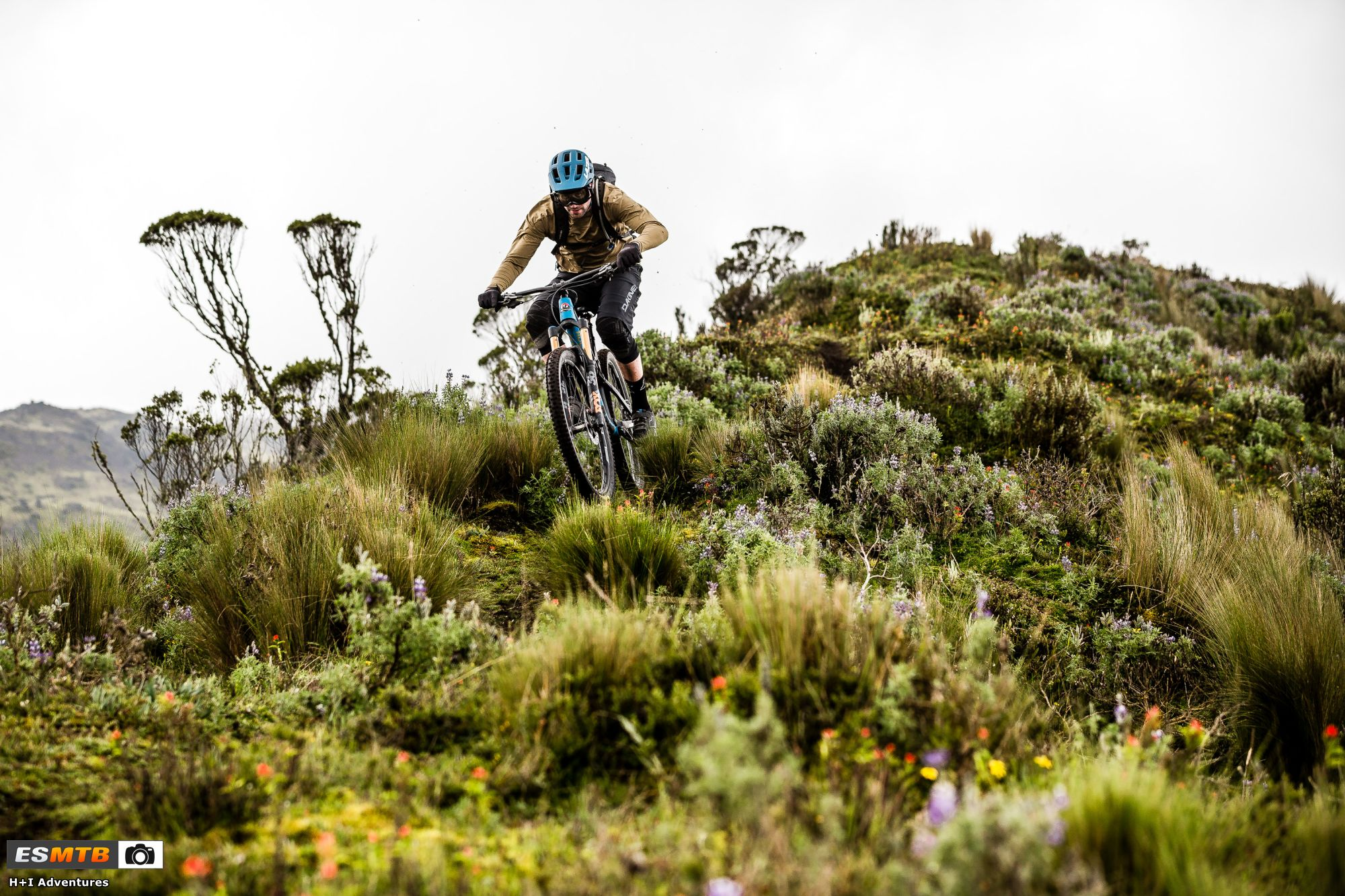 Ecuador en mountain bike