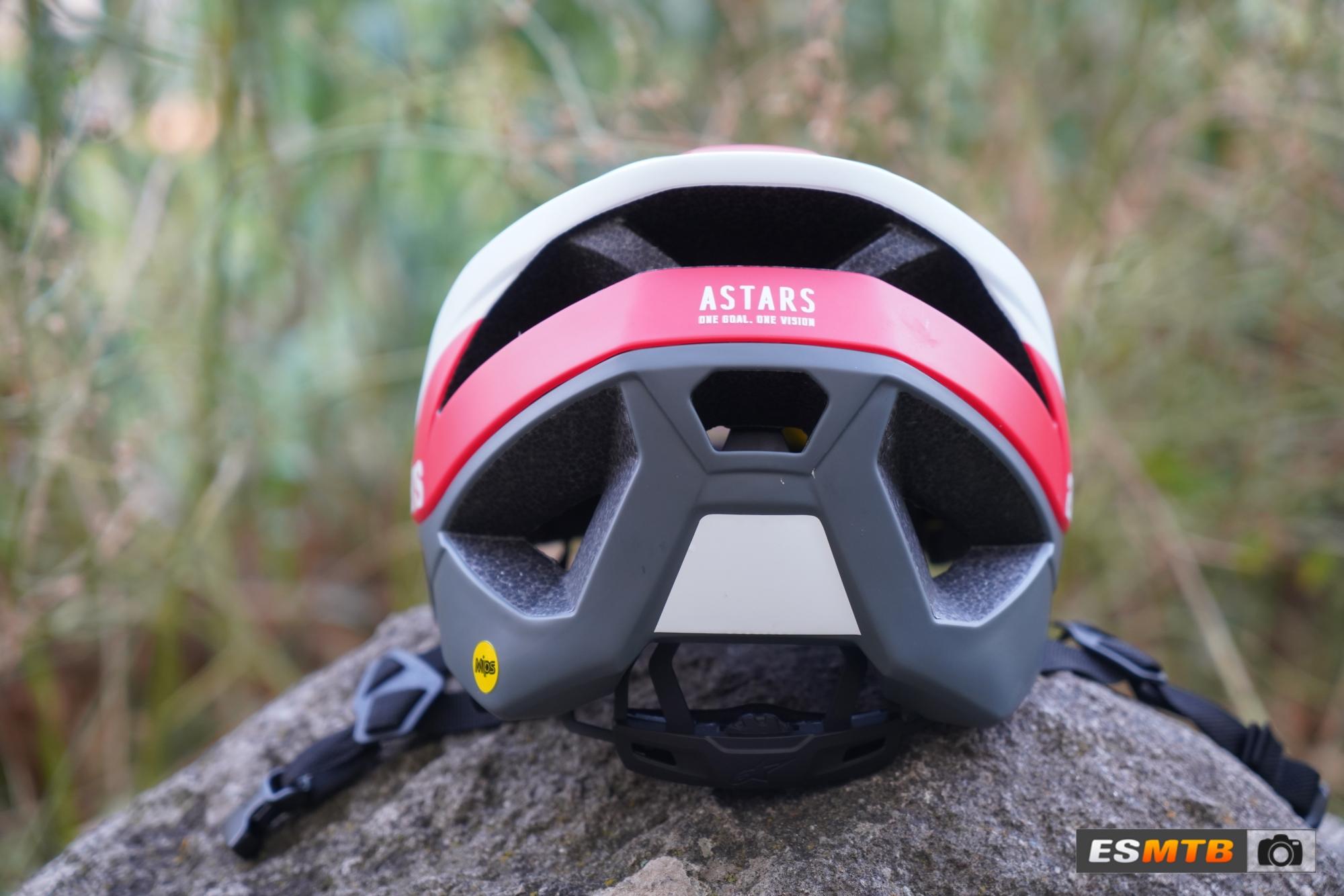 Casco Alpinestars Vector Tech