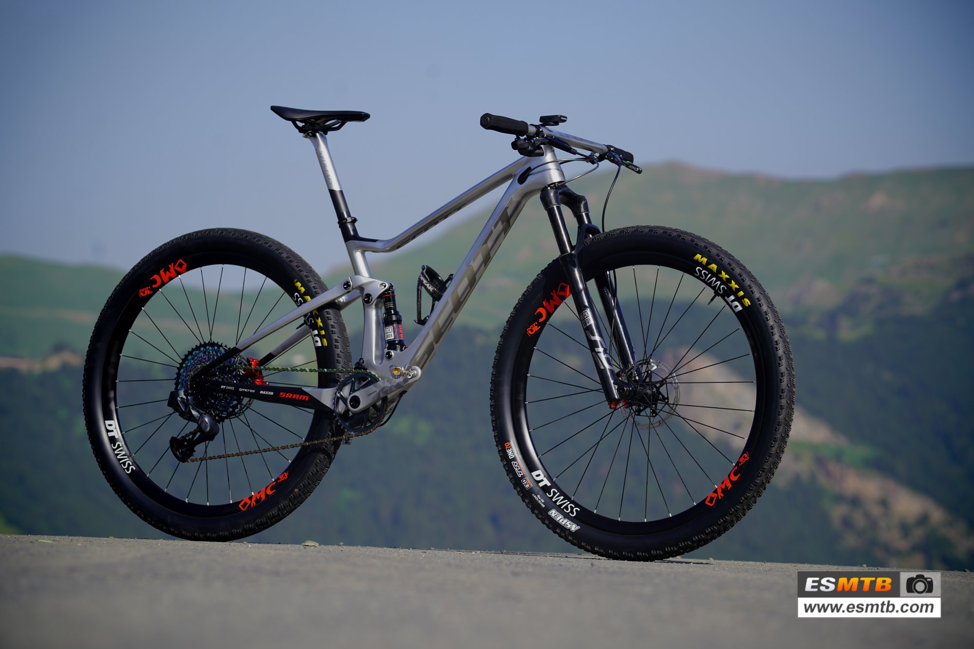 Scott Spark RC 900 WC N1NO HMX