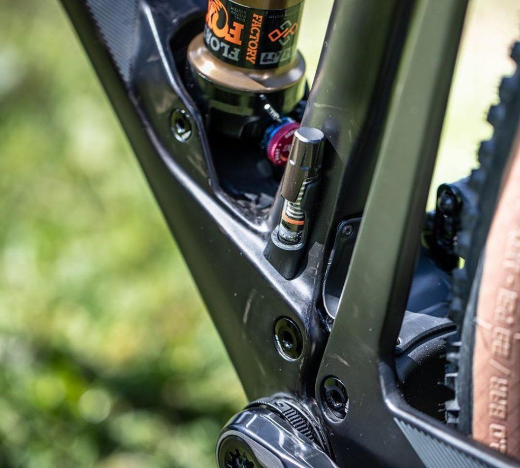 BMC Fourstroke con el sistema AutoDrop