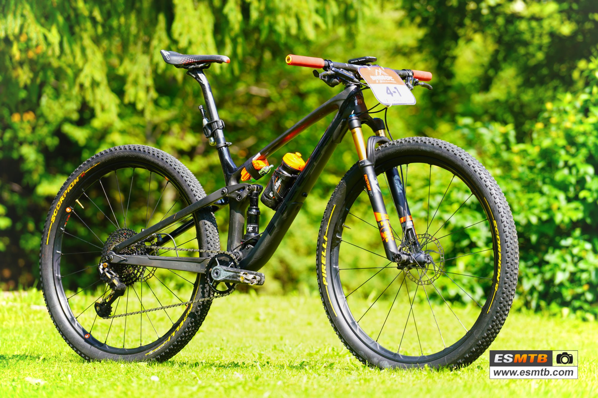 Trek Top Fuel 2020