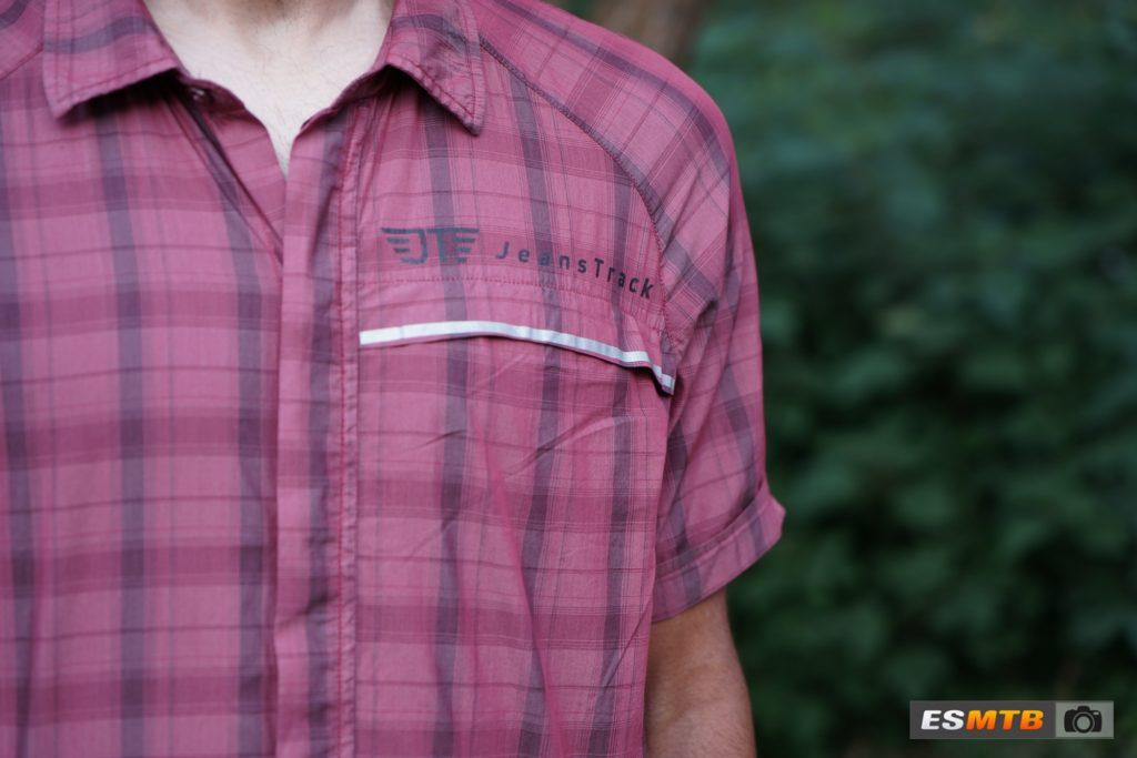 Camisa Jeanstrack ranglan
