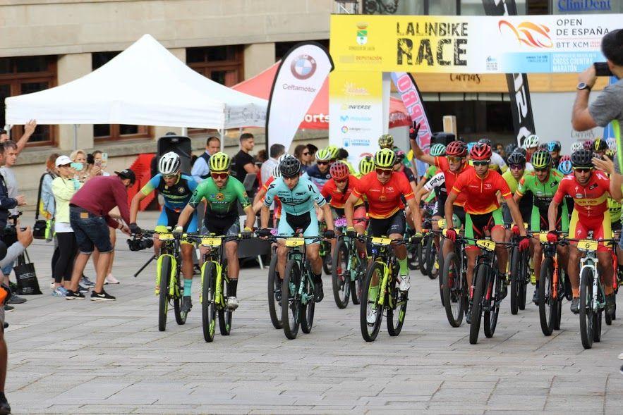 Imagen de la Lalín Bike Race 2019