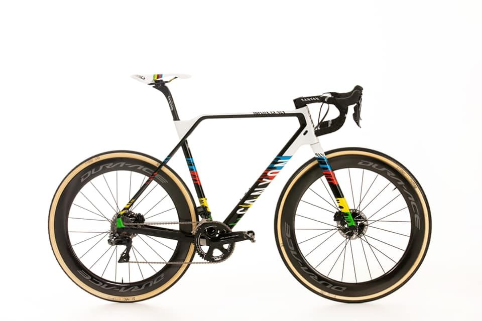 La Canyon de ciclocross de Mathieu van der Poel
