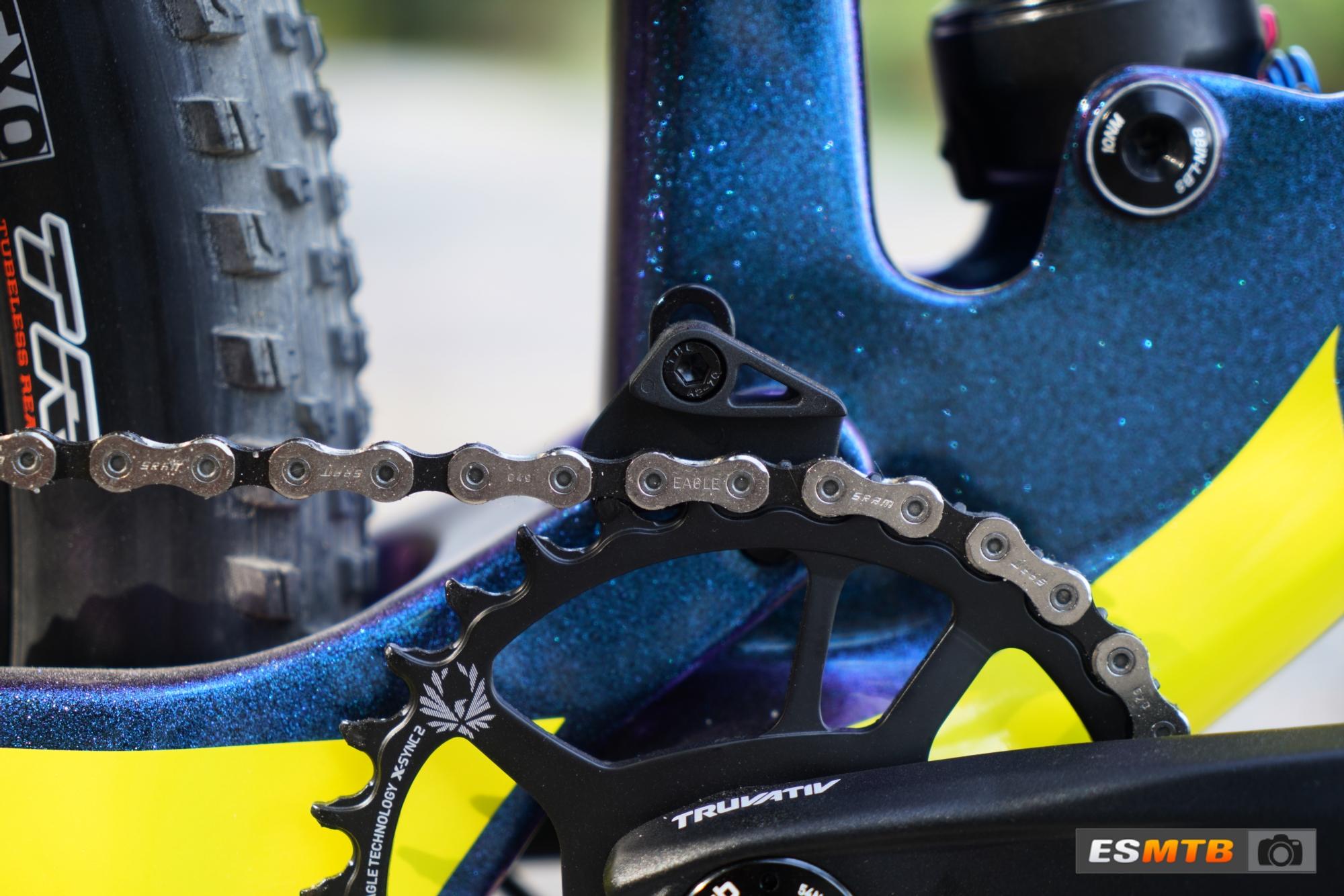 Scott Spark RC 900 Team Issue AXS