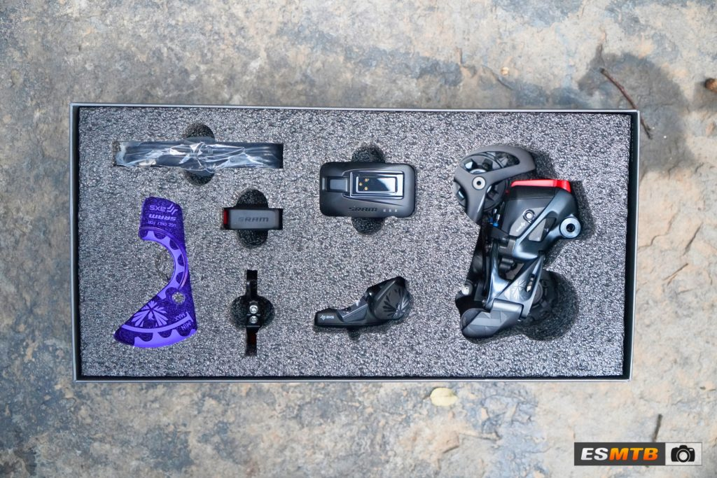 Kit SRAM XX1 Eagle AXS