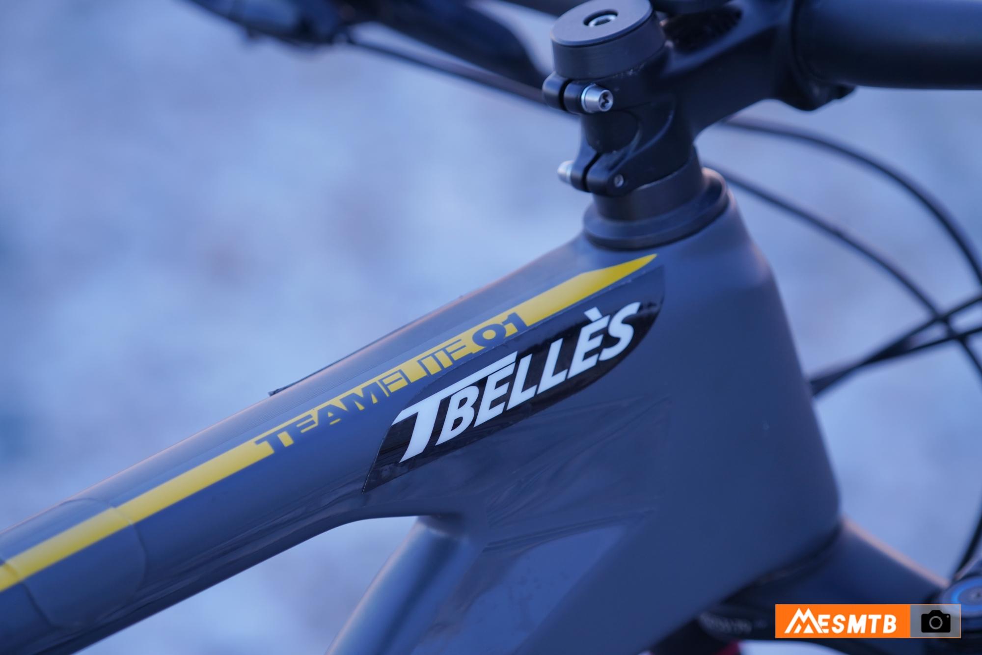 BMC Teamelite de Roberto Bou