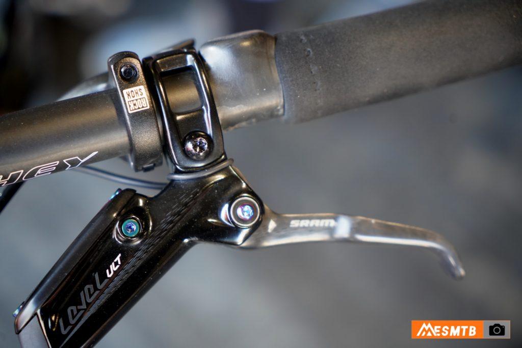 SRAM TT Blips en el SRAM Eagle AXS