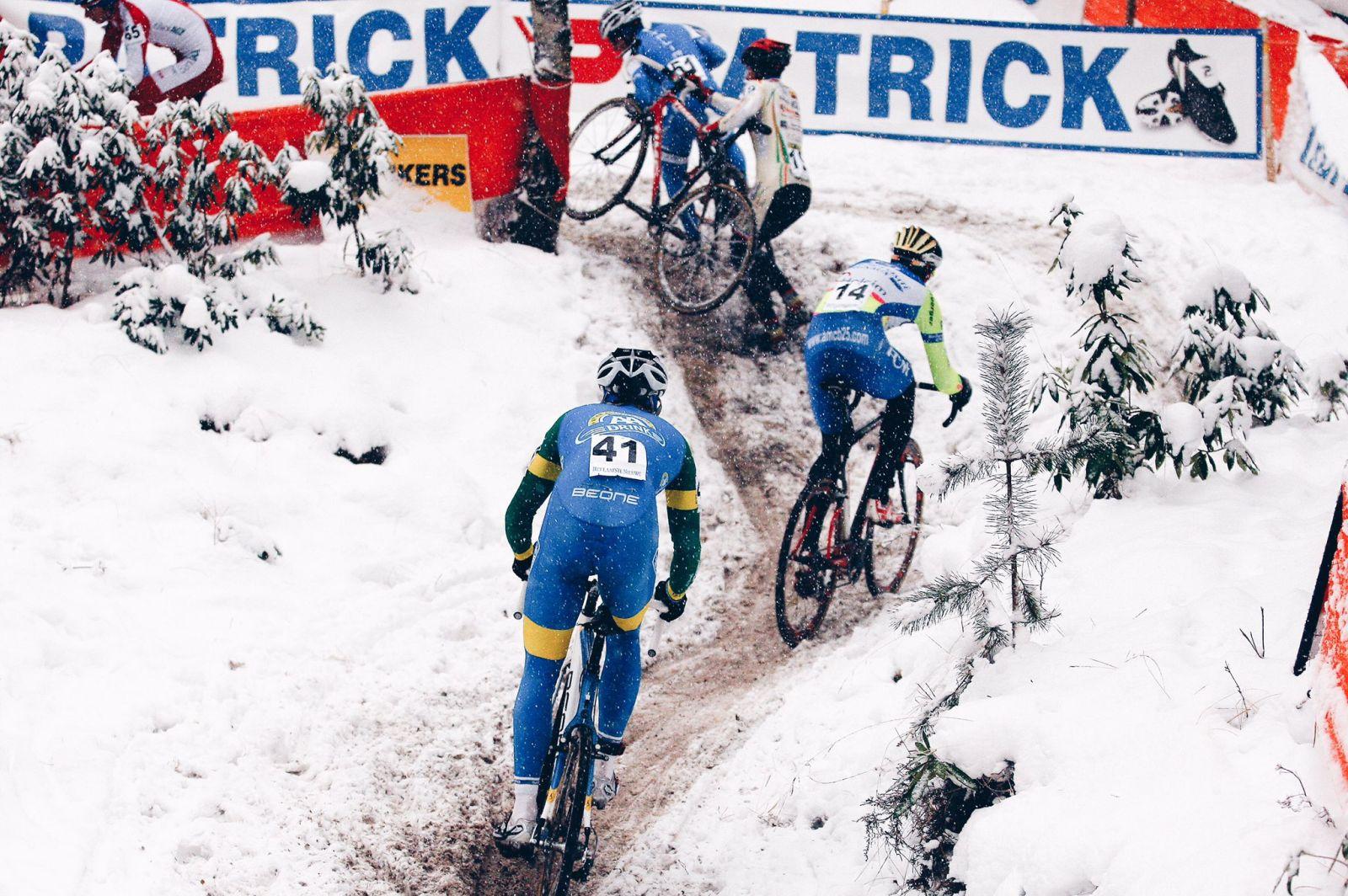 Nieve y ciclocross