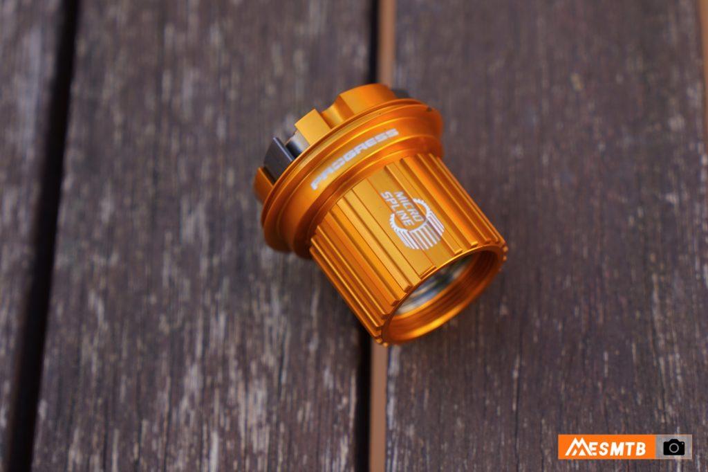 Núcleo Shimano Micro Spline 12v Nitro/Ultra MTB