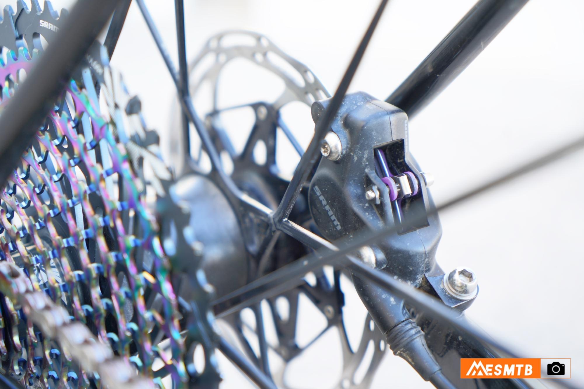 Detalles de las ruedas Silverton SL