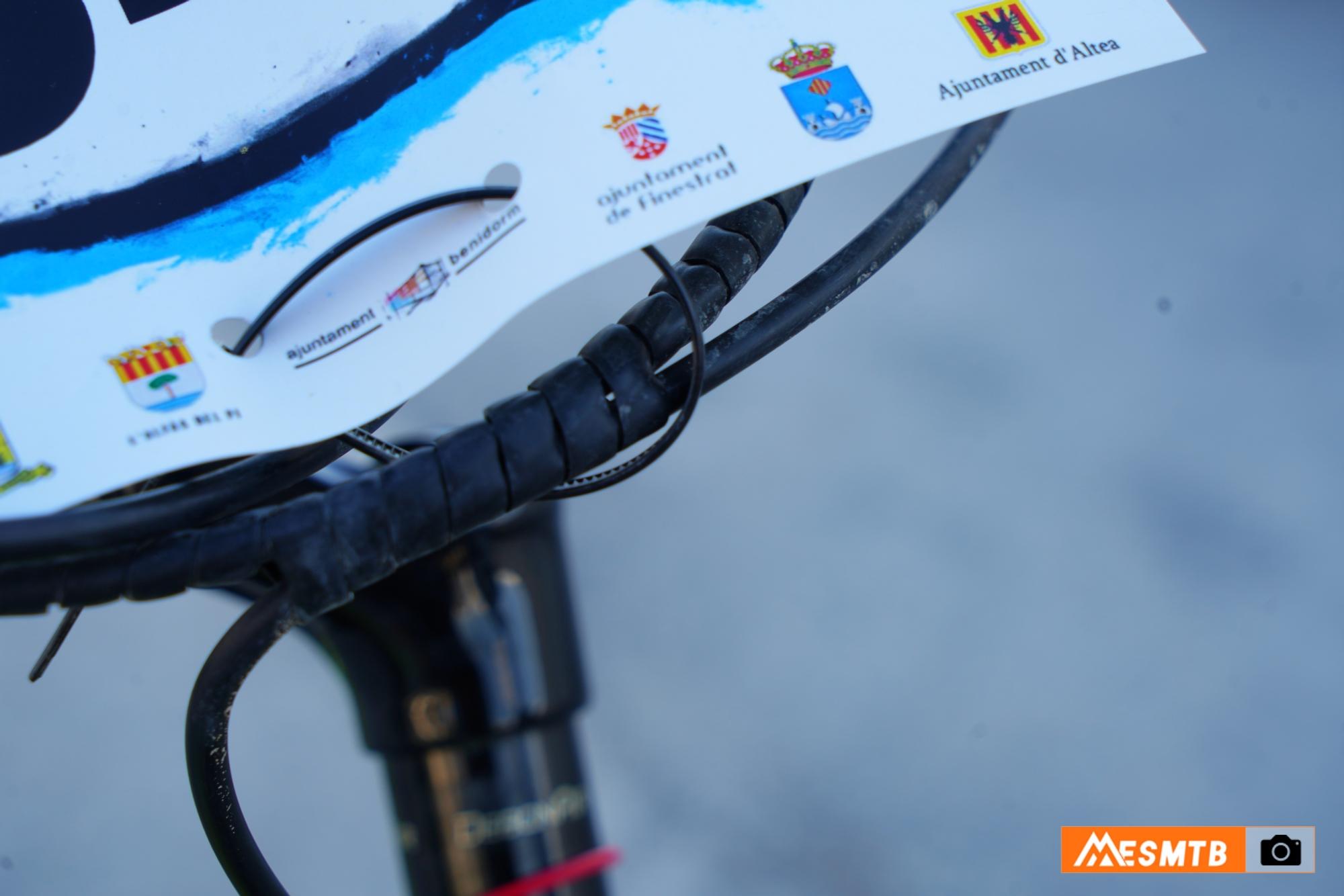 Scott Spark RC 900 World Cup de Jose María Sánchez