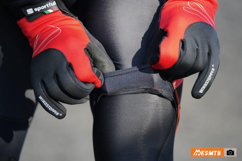 Culote Sportful Fiandre Norain corto