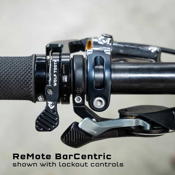 Wolft Tooth Remote BarCentric