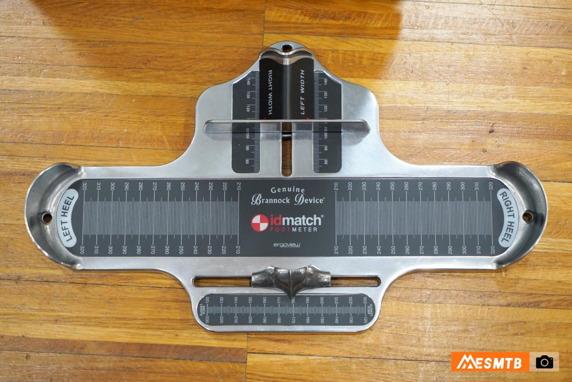 idmatch Foot Meter