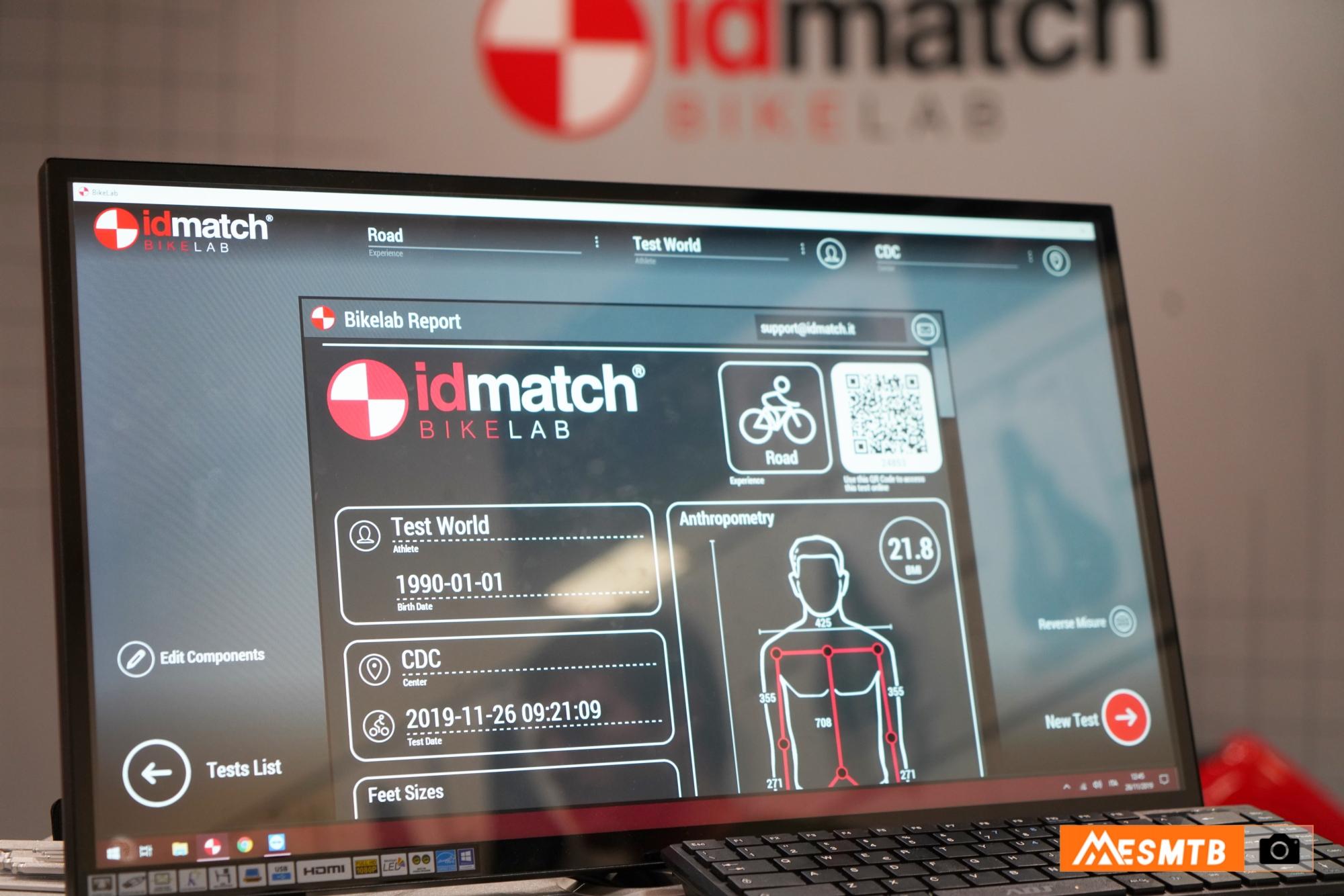 idmatch BikeLab