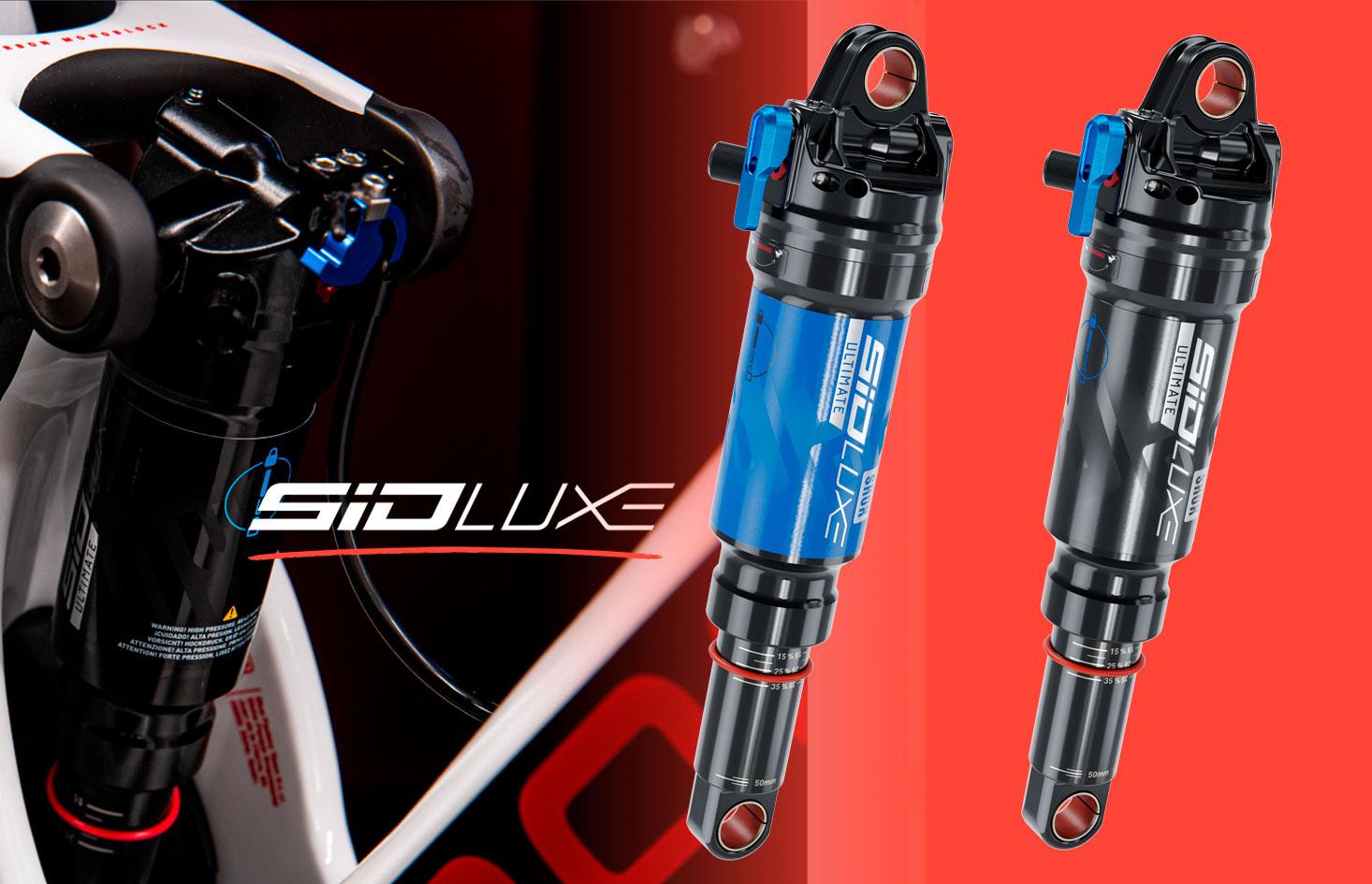 Amortiguadores RockShox SIDLuxe