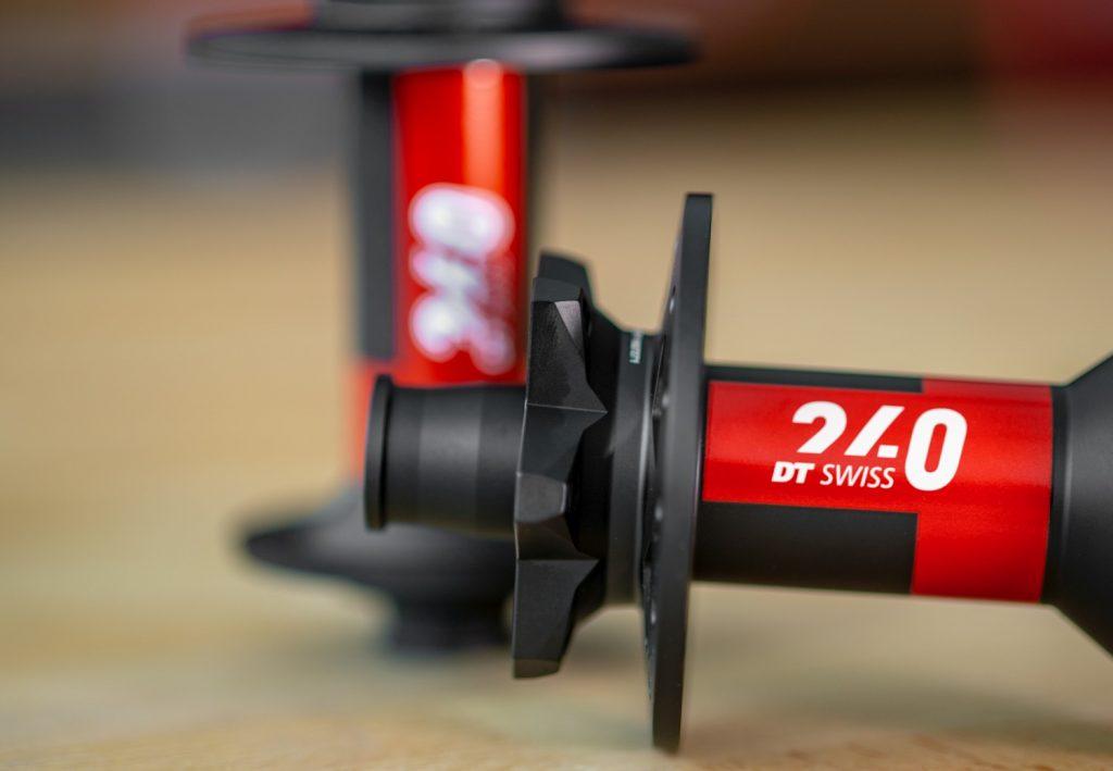 Bujes DT Swiss 240