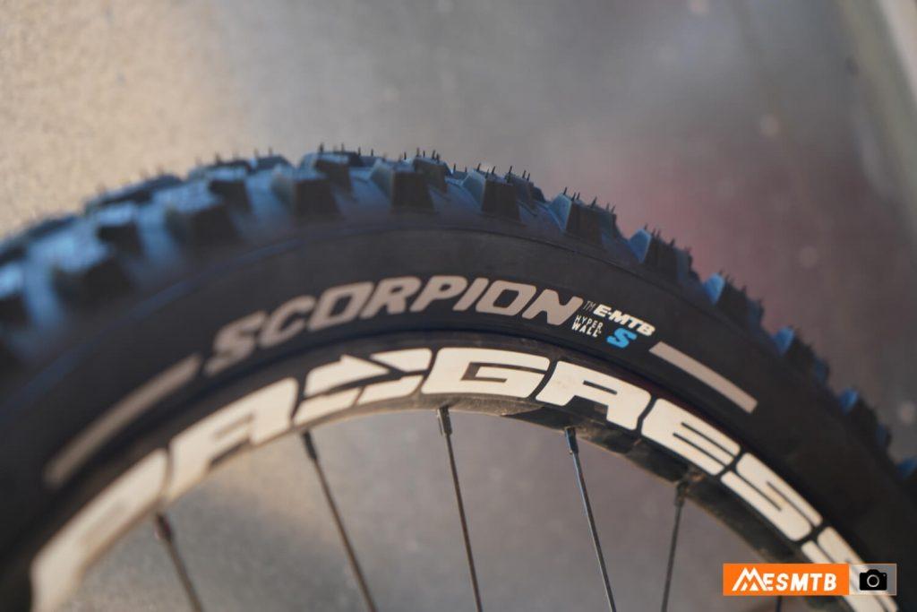 Neumáticos Pirelli Scorpion