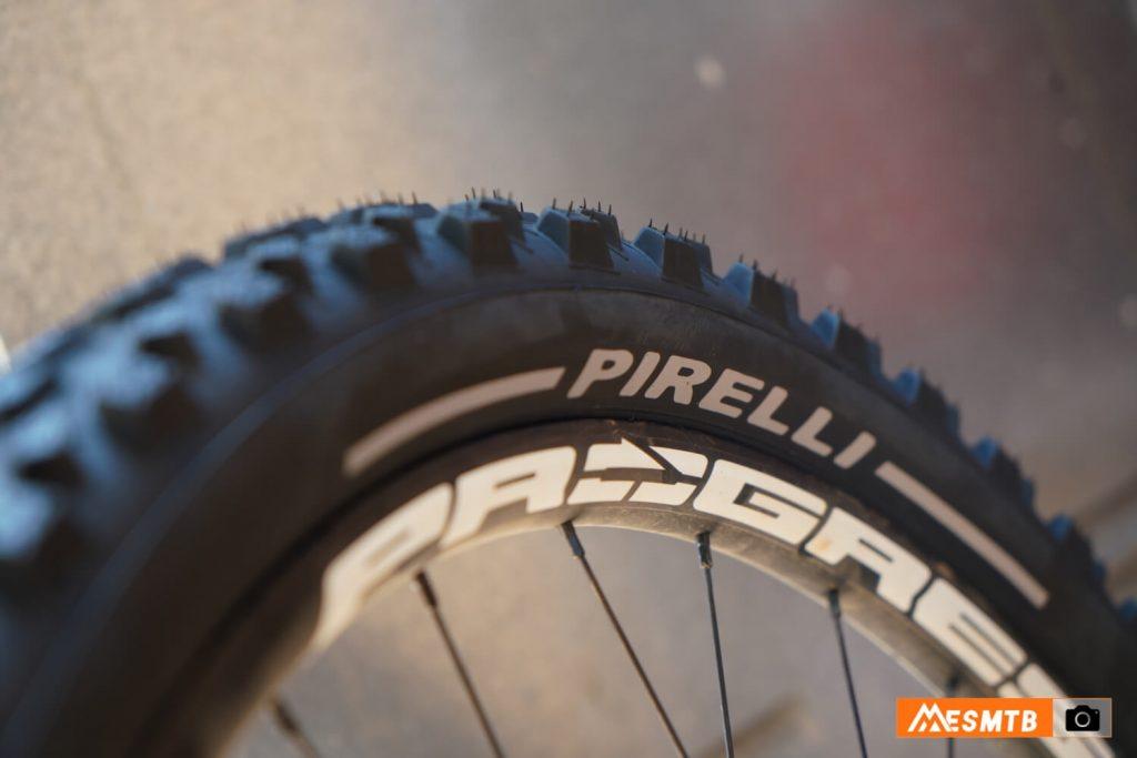 Neumáticos Pirelli Scorpion E-MTB S