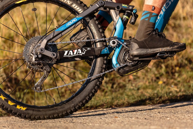 Cadenas específicas para e-bikes