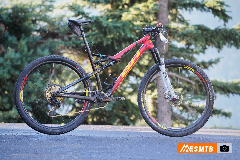 BH Lynx Race EVO Carbon de Sebastien Carabin