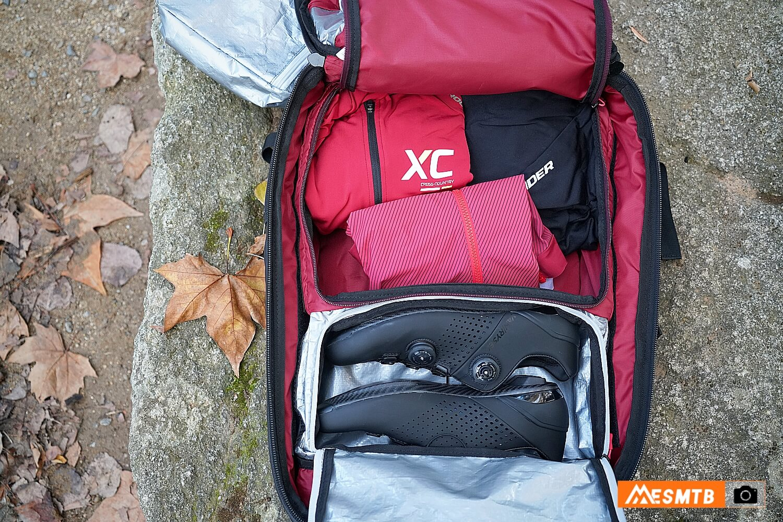 Mochila Decathlon XC Race Bag