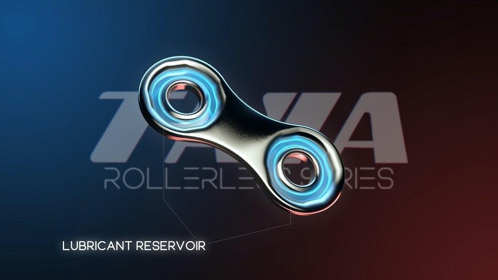 Cadena Taya Chain Rollerless