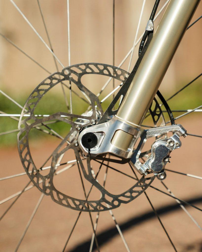 La bici de DH más ligera del mundo, Scott Gambler (2020)