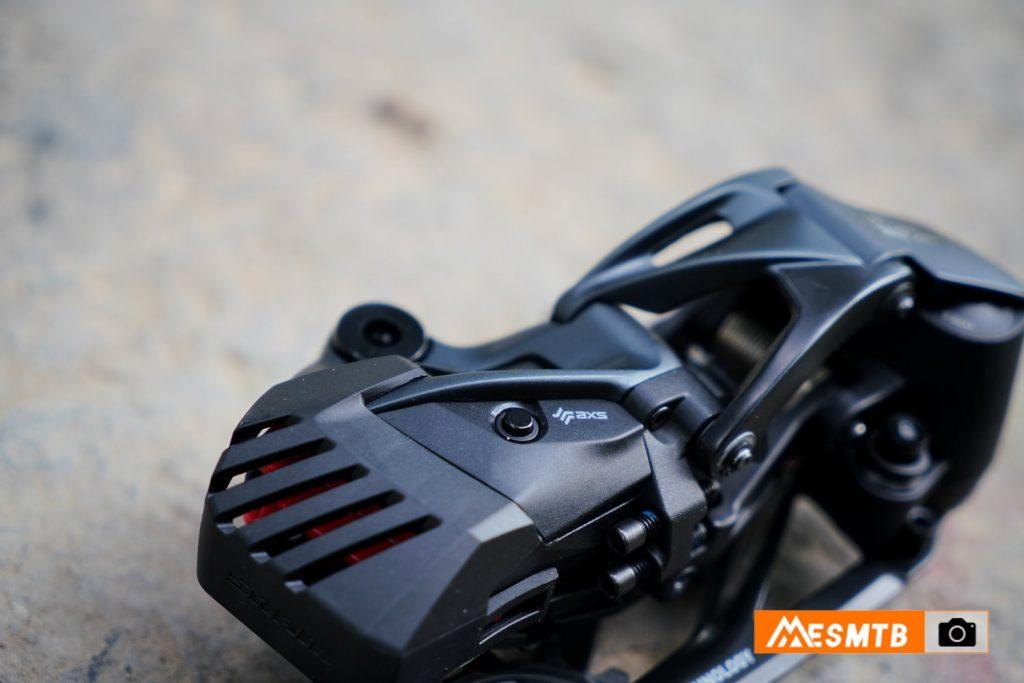Cambio SRAM GX Eagle AXS