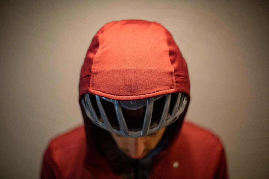 Chaqueta hoodie