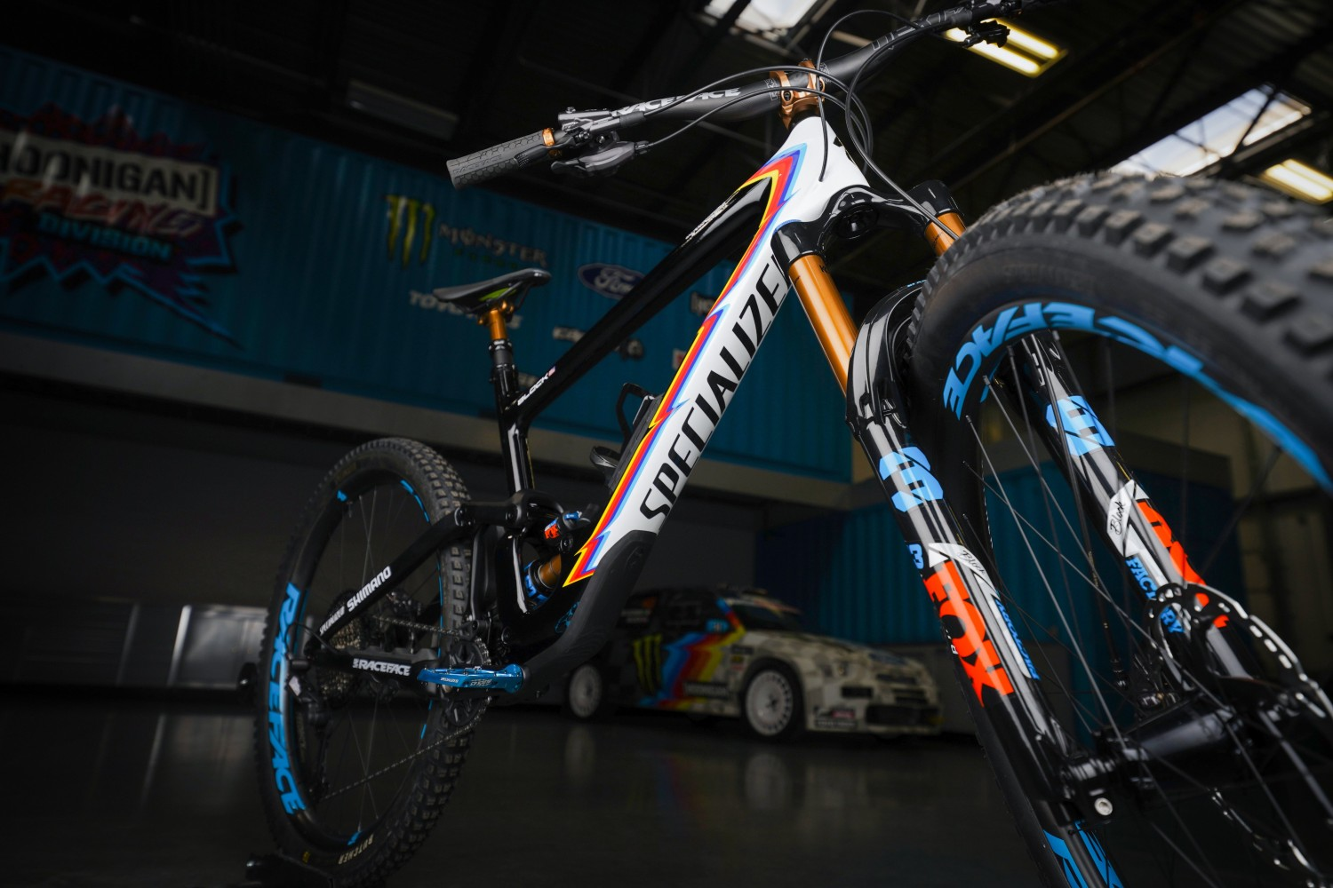 Specialized Enduro de Ken Block