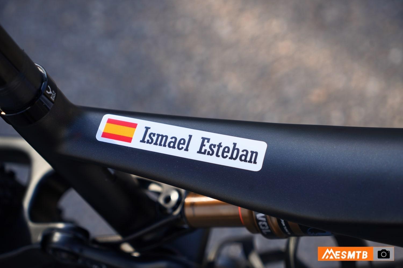 BH Lynx Race EVO de Ismael Esteban