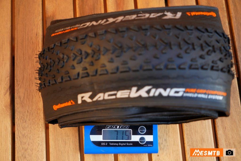 Neumático Continental Race King