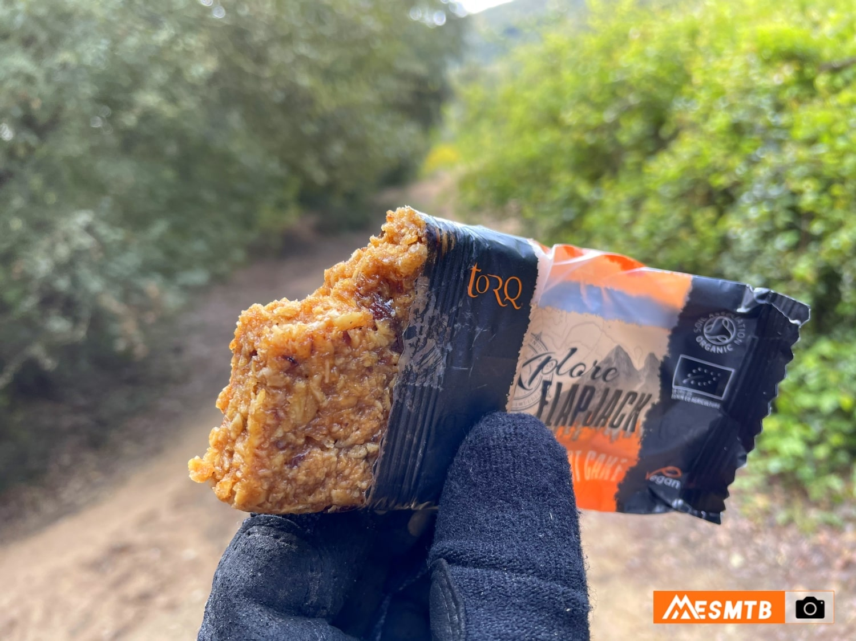 Barrita Torq Flapjack Organica