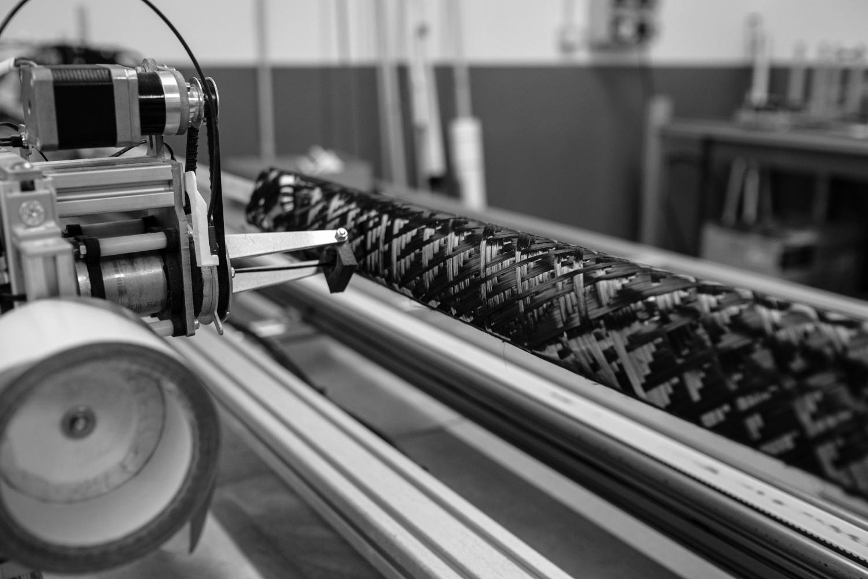 Fabricación cuadros 3T de carbono en Italia
