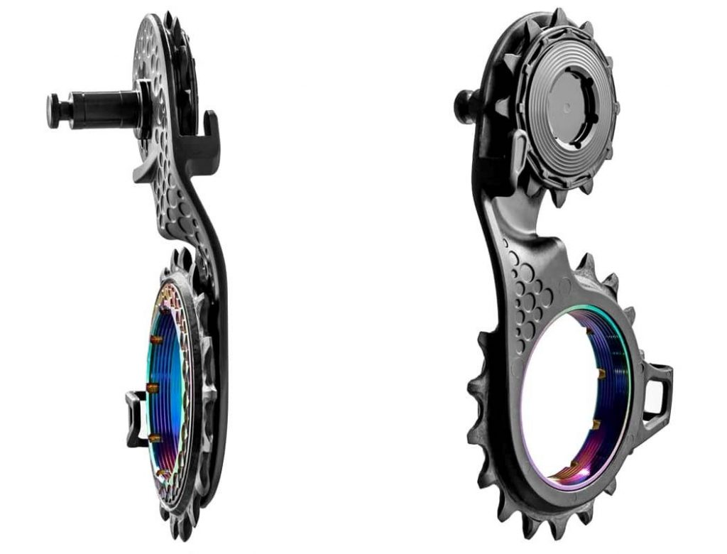 Absolute Black Hollow Cage