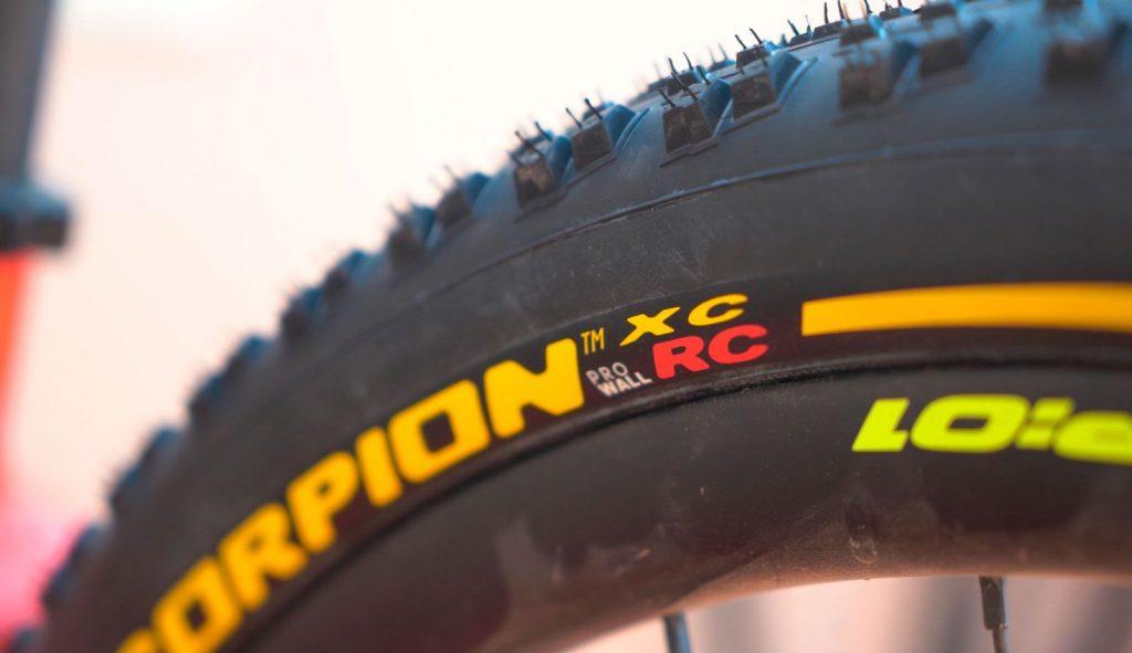 Neumáticos de MTB de 2,4
