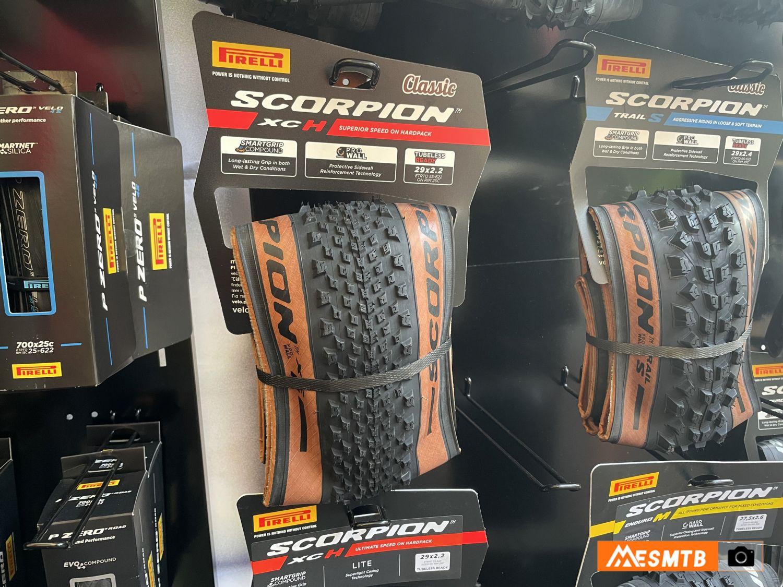 Neumáticos Pirelli con carcasa Classic