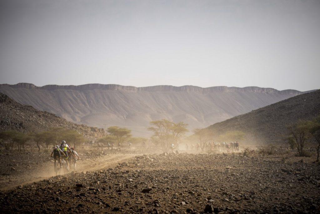 Llega el desierto