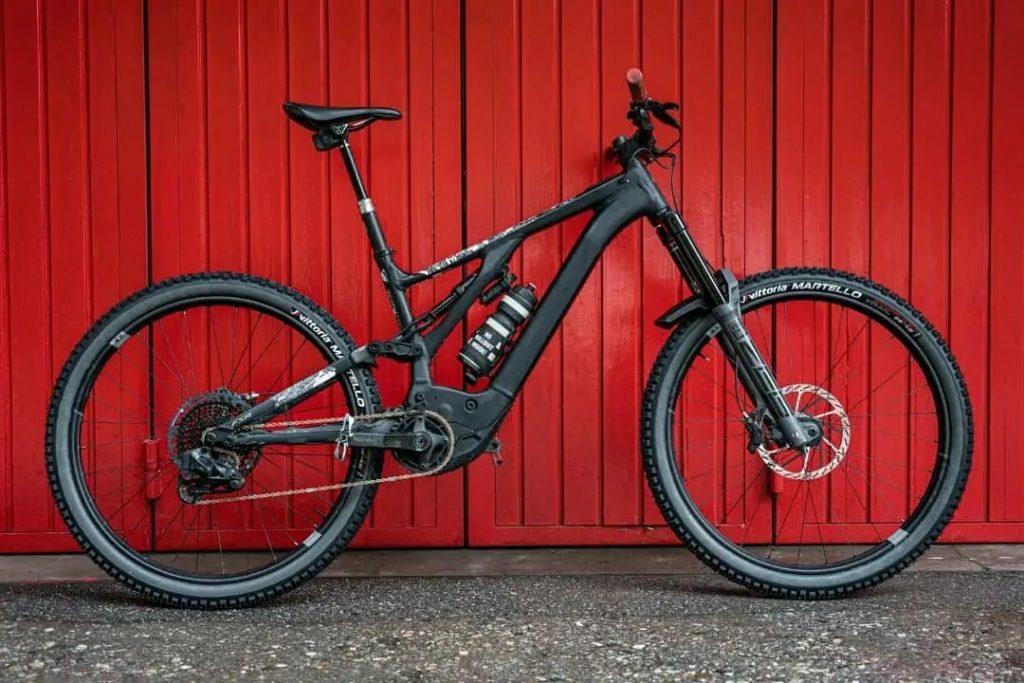 Bici de Claudio